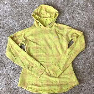 Nike dri fit running hoodie